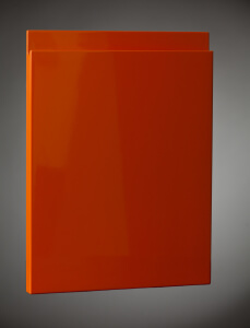 Amandine Dark orange 4100